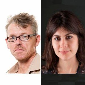PATRICK HAENNI & MARIA FANTAPPIE