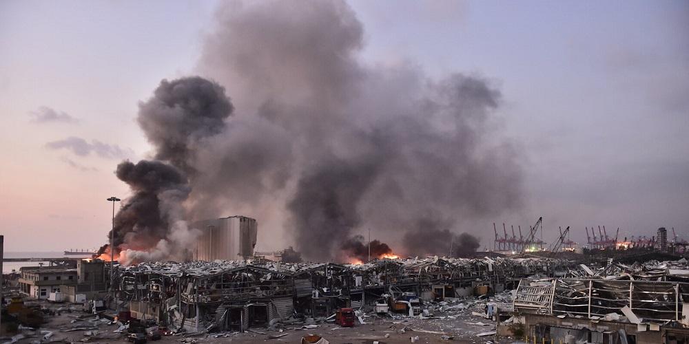 Lübnan'ın Yangınları Söndürülebilir mi?
