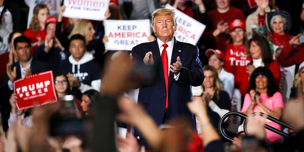 Trump'ın İkinci Dönem Başkanlığı   PERSPEKTİF