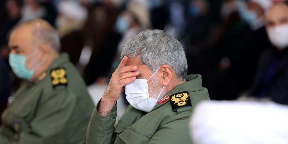 İran Süleymani'nin Bıraktığı Boşluğu Doldurmaya Çalışıyor
